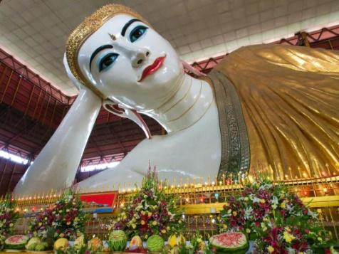 พระพุทธไสยาสน์เจาทัตยี-2