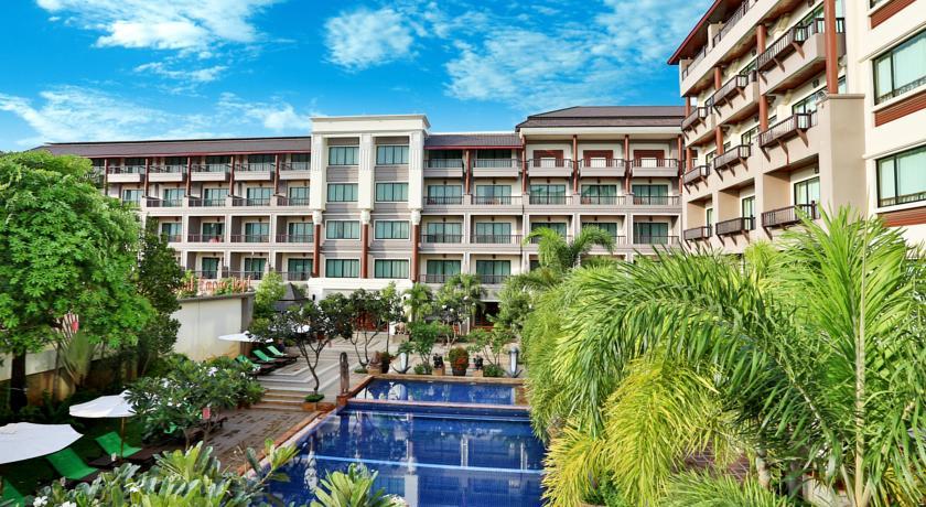 โรงแรม 4 ดาว ทัวร์นครวัด นครธม กัมพูชา โตรเลสาบ